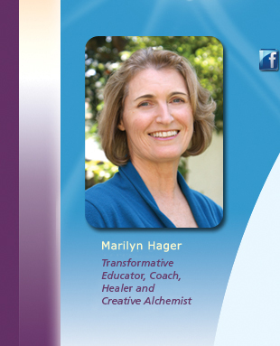 Marilyn Hager Adleman, Feminine Power Transformative Coach